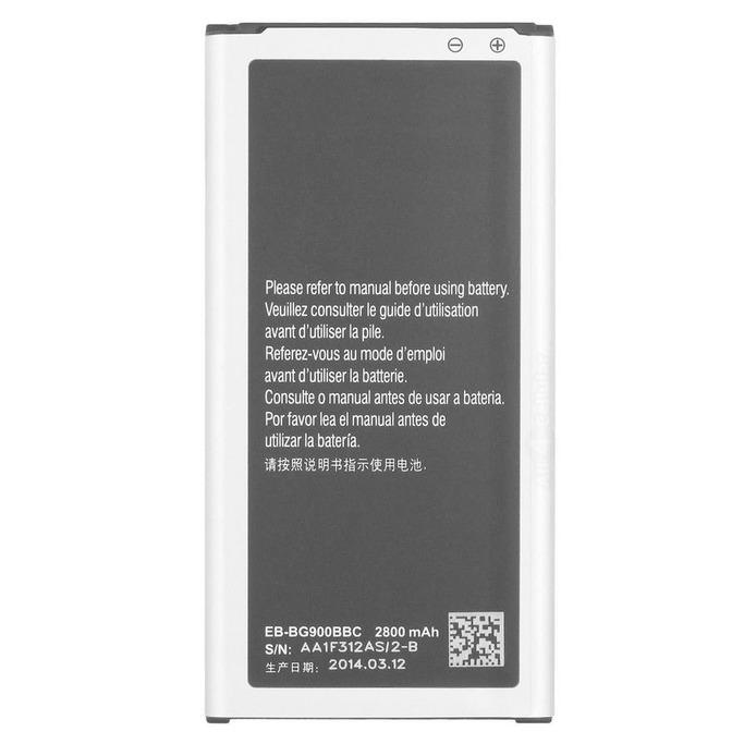 Batería 2800mah para Samsung Galaxy Round LTE sm-g900t sm-g900v